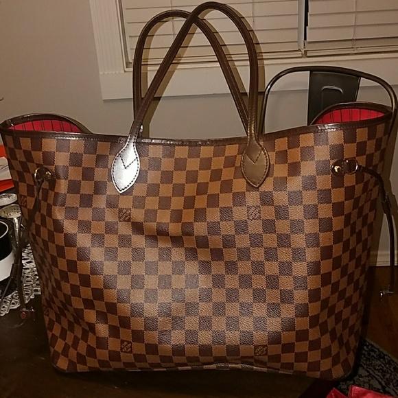 43017d15378f Louis Vuitton Handbags - Louis Vuitton Neverfull GM - Authentic